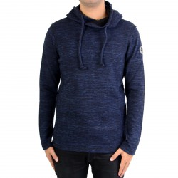 Sweat Le Temps Des Cerises Landry Blue Melanged