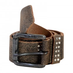 Ceinture Von Dutch Brown