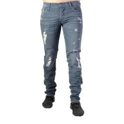Jeans Le Temps des Cerises Basic Grey / Blue