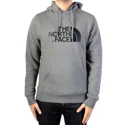 Sweat The North Face Drew Peak Pullover Hoodie T0AHJYLXS Medium Grey