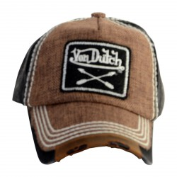 Casquette Von Dutch Arrow Brown