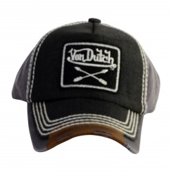 Casquette Von Dutch Arrow Black