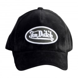 Casquette Von Dutch Peter Black/Black