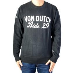 Sweat Von Dutch Ride Noir