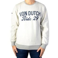 Sweat Von Dutch Ride Gris
