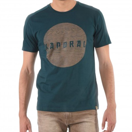 Tee Shirt Kaporal Pilon Dark Green