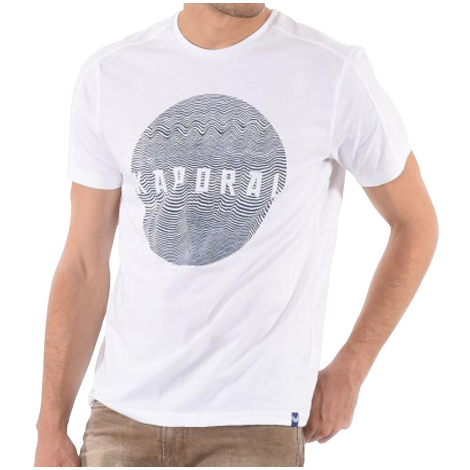 Tee Shirt Kaporal Pilon White