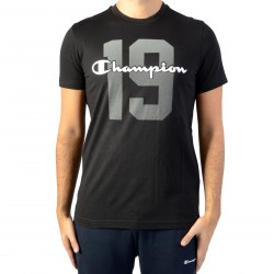 Tee Shirt Champion Tee Noir