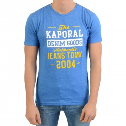 Tee Shirt Kaporal Enfant Rapy Electric Melanged