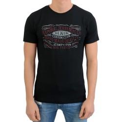 Tee-Shirt Kaporal Enfant Raker Black