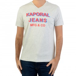 Tee Shirt Kaporal Loly Light Grey Melanged