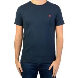 Tee-Shirt Timberland SS Dunstan River Cre Black