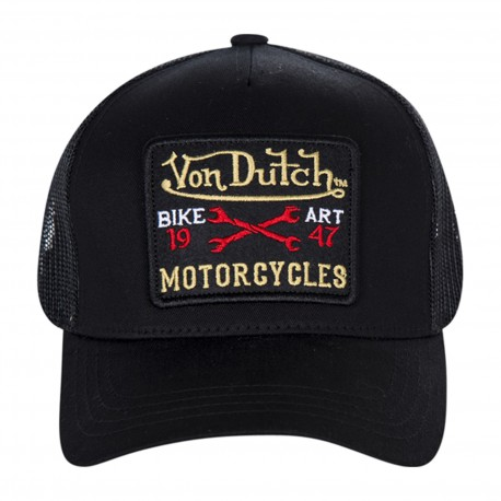 Casquette Von Dutch Blacky2